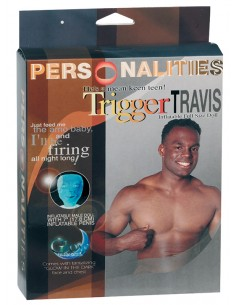 TRIGGER TRAVIS GLOW IN THE...